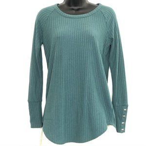 Chaser Long Sleeve Waffle Knit Thermal Top